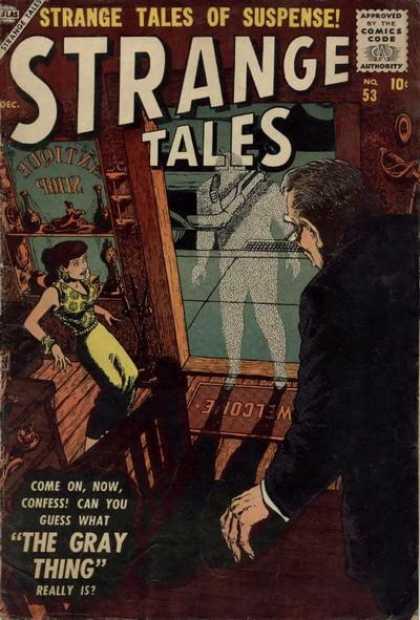 Strange Tales 53