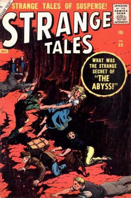 Strange Tales 60