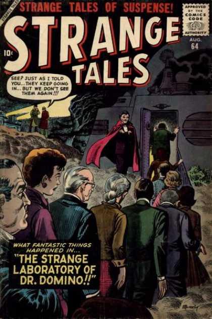 Strange Tales 64