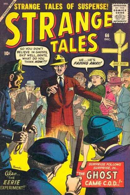 Strange Tales 66