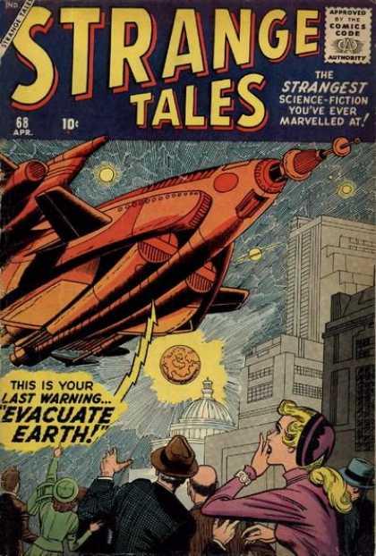 Strange Tales 68