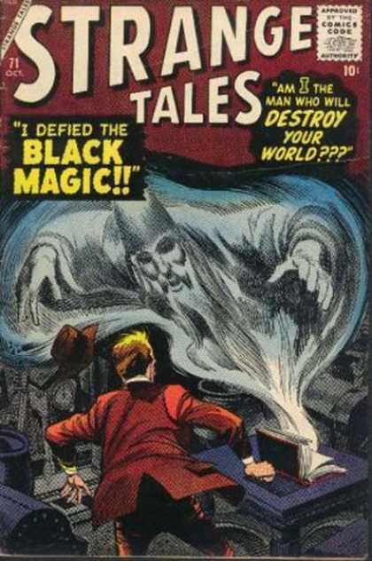 Strange Tales 71