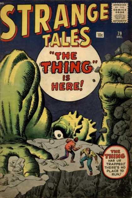 Strange Tales 79