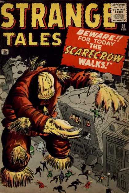 Strange Tales 81