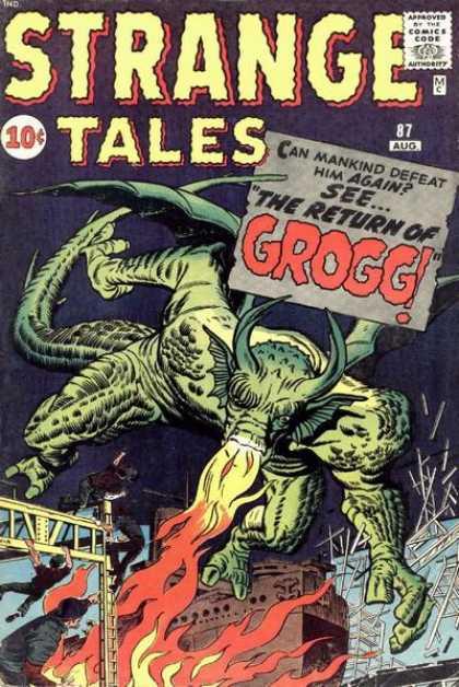 Strange Tales 87