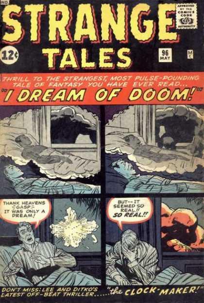 Strange Tales 96