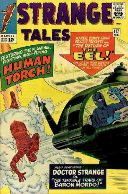 Strange Tales 117
