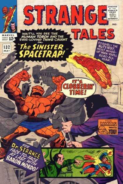 Strange Tales 132