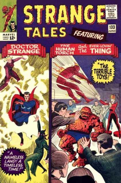 Strange Tales 133