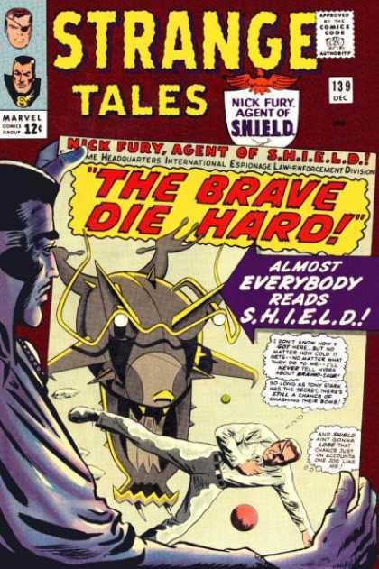 Strange Tales 139