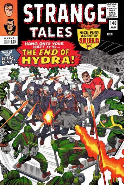 Strange Tales 140
