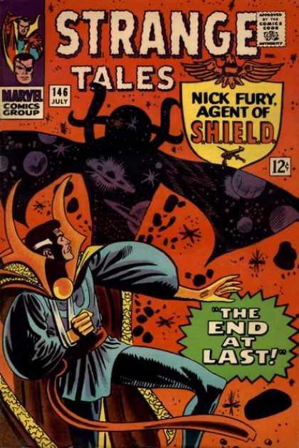 Strange Tales 146