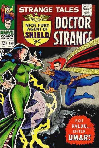 Strange Tales 150