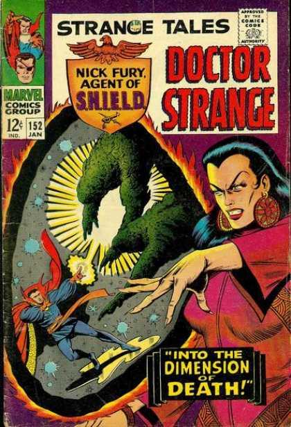 Strange Tales 152