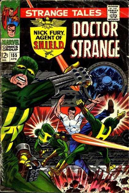 Strange Tales 155