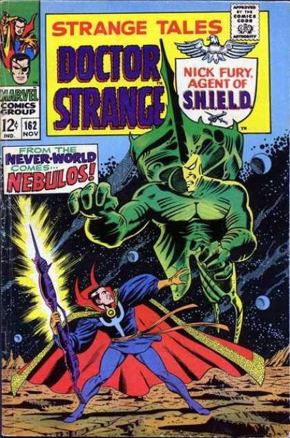 Strange Tales 162