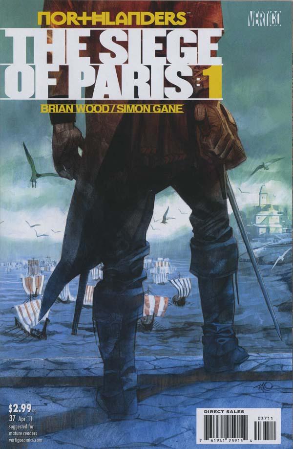 Northlanders 37 - The Siege Of Paris 1 of 3