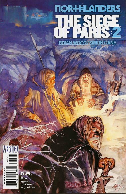 Northlanders 38 - The Siege of Paris 2 of 3