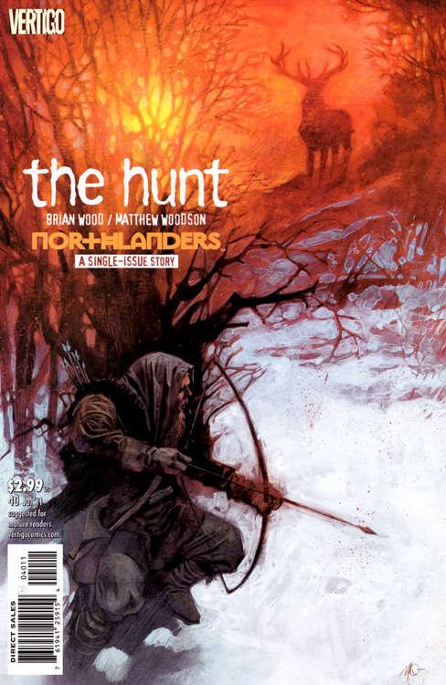 Northlanders 40 - The Hunt