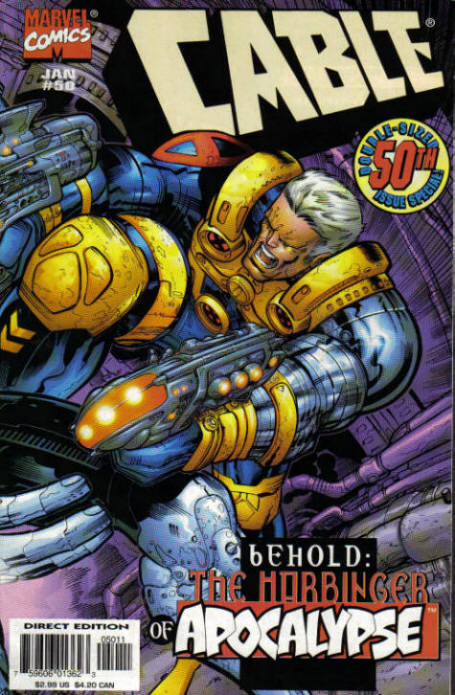 Cable 50 - The Hellfire Hunt, Part 3: And He Shall Be Called...Man