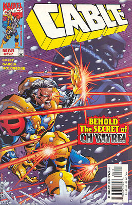 Cable 52 - The Hellfire Hunt, Part 5: Beyond Belief