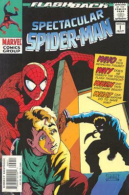 Spectacular Spider-Man -1
