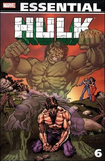 Hulk 6 - Essential Hulk 6