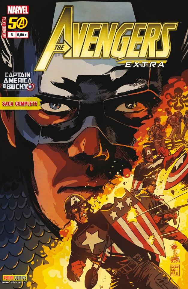Avengers Extra 5 - 5