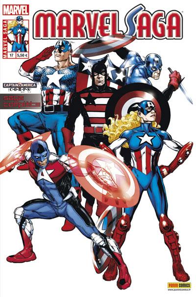 Marvel Saga 17 - 17