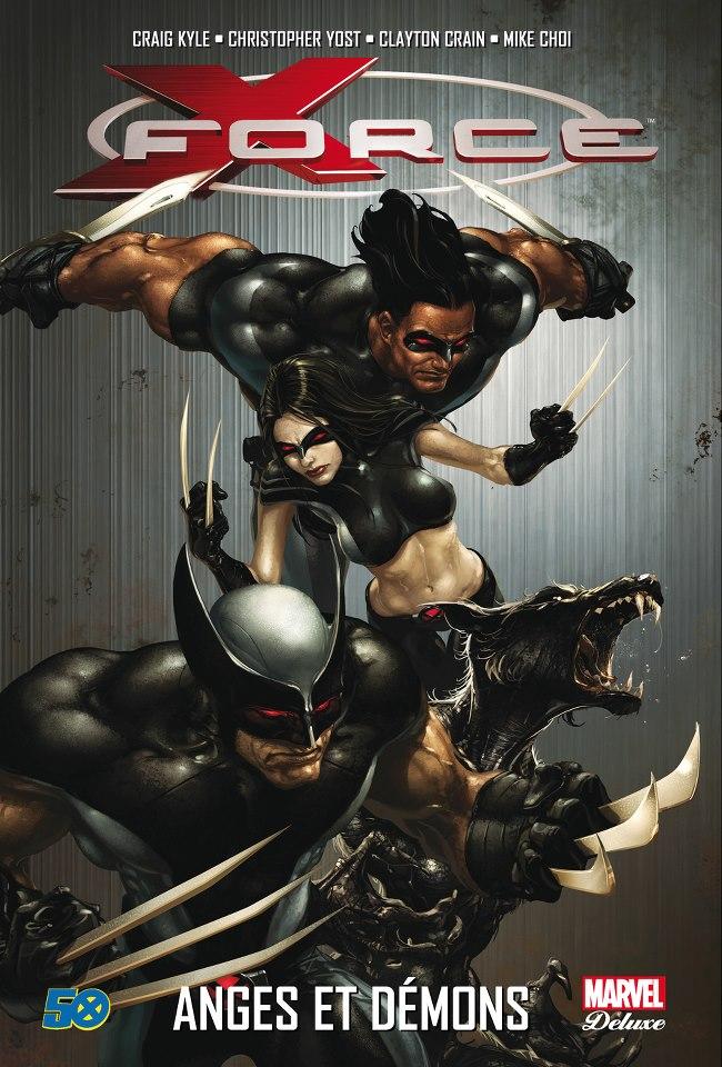 X-Force 1 - Anges et Démons