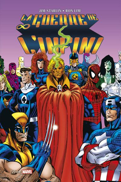 La Guerre de l'Infini 1 - La guerre de l'infini