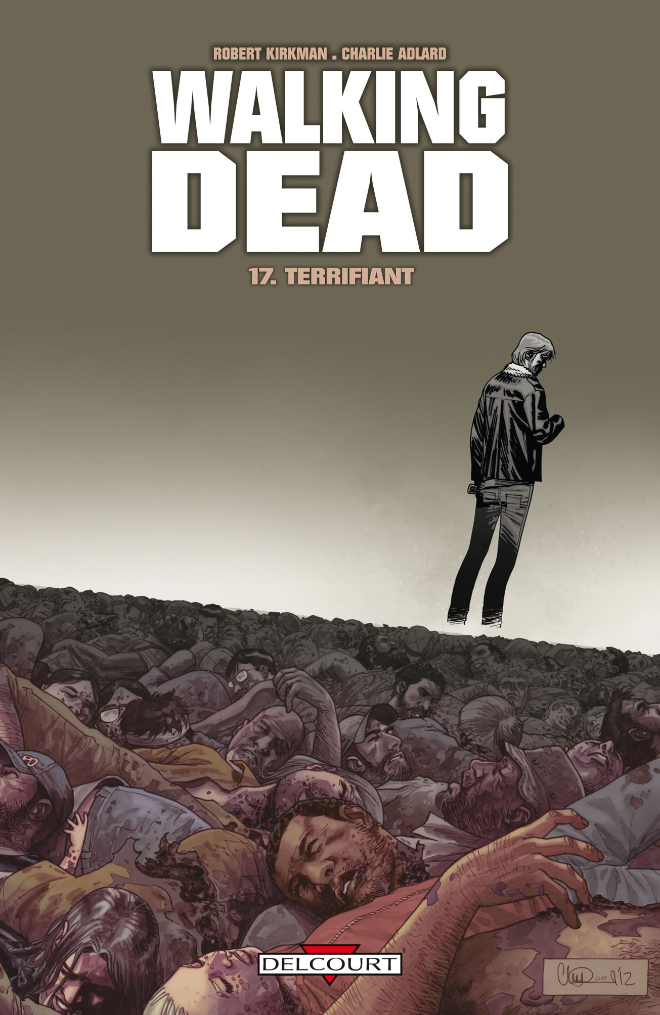 Walking Dead 17 - Terrifiant