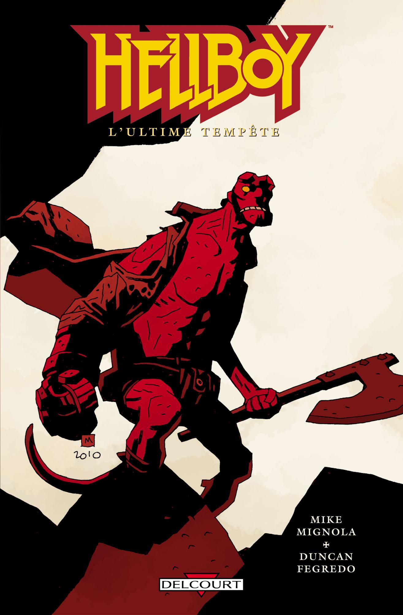 Hellboy 13 - L'ultime tempête