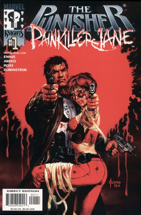 The Punisher / Painkiller Jane 1 - #1