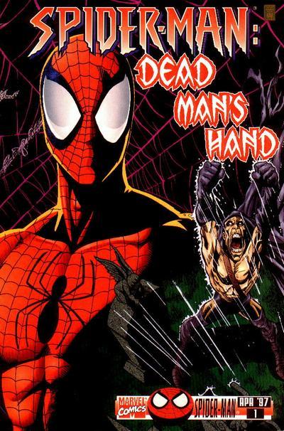 Spider-man - Dead man's hand 1 - Spider-man : Dead man's hand