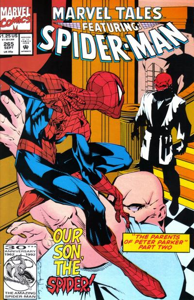 Marvel Tales 265 - The Parents of Peter Parker, Part Two