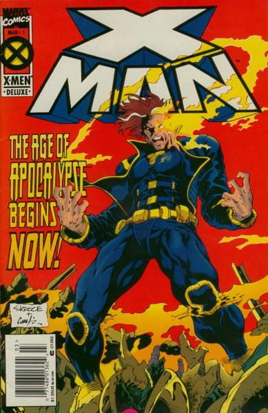 X-Man 1 - Breaking Away