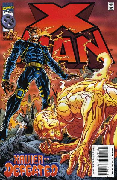 X-Man 10 - Confrontation