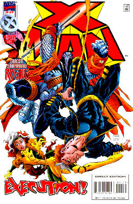 X-Man 11 - The X-Cutioner's Song