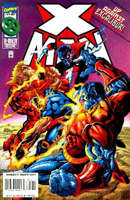 X-Man 12 - Trust