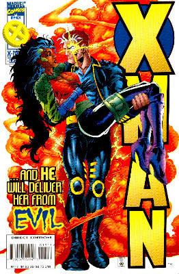 X-Man 13 - The Hunted Below