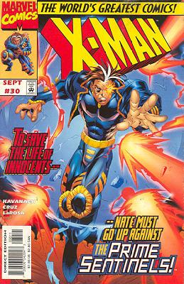 X-Man 30 - Coming Home