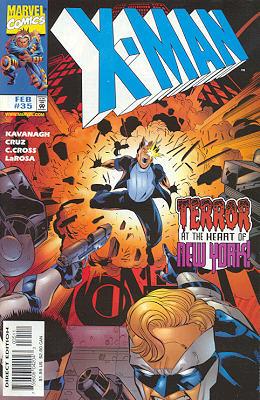 X-Man 35 - Media Blitz