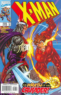 X-Man 48 - The Blood of the Righteous