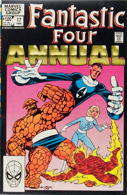 Fantastic Four 17 - 1983 : Legacy