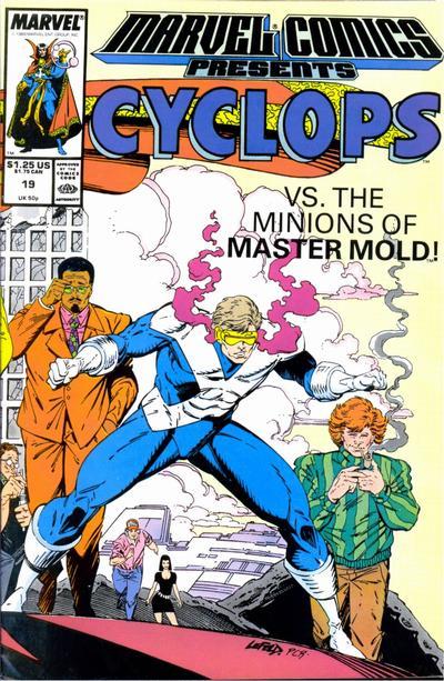 Marvel Comics Presents 19 - 1st Appearance of Damage Control