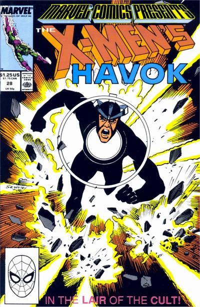 Marvel Comics Presents 28 - Havok