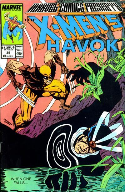 Marvel Comics Presents 29 - Havok