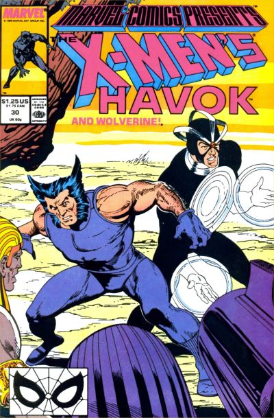 Marvel Comics Presents 30 - Havok