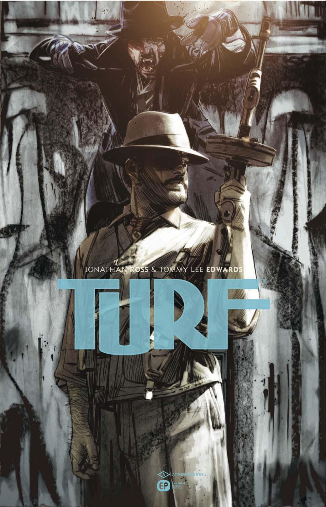 Turf 1 - Coffret en 2 volumes : T1 à T2